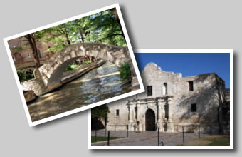Click any of the San Antonio area cities to learn more.